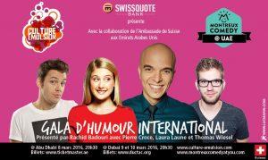 Montreux Comedy Festival -PR